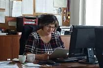 Lenka Pařízková, starostka pardubických Sokolů