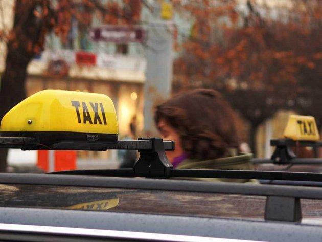 Taxislužba. Ilustrační foto
