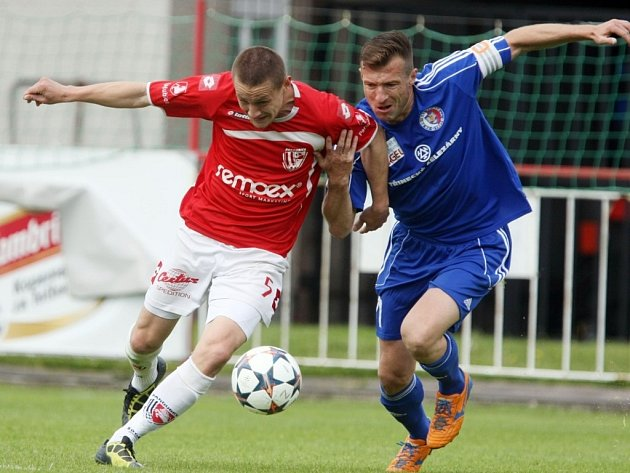 FK Pardubice - FK Fotbal Třinec