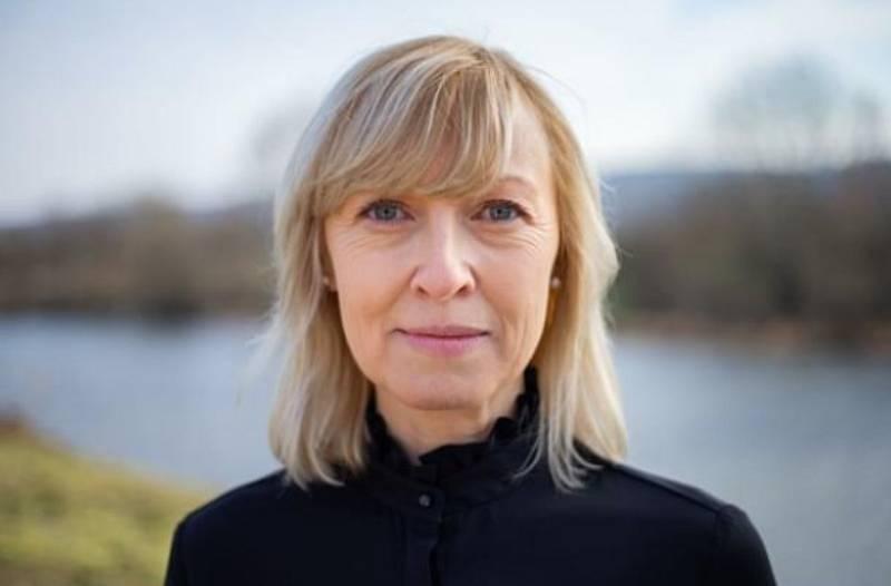 Zdeňka Víchová, bývala šéfka Národní protidrogové centrály v Hradci Králové, úřednice, lídryně Přísahy za Pardubický kraj.