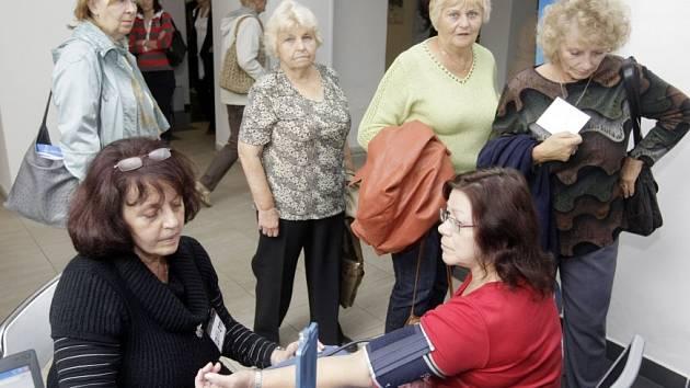Den pro zdravý pohyb v Lázních Bohdaneč