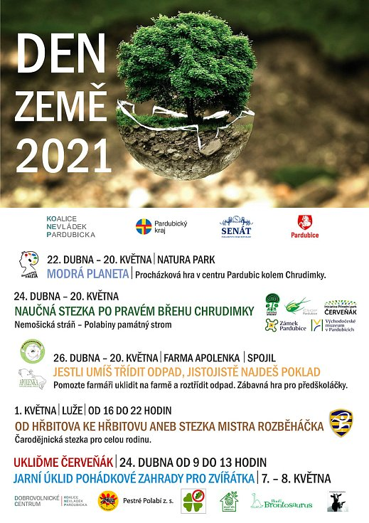 Den Země 2021.