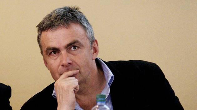 Jiří Lejhanec, zastupitel města Pardubice a předseda Oblastního sdružení ODS Pardubice