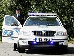 Nové vozidlo Městské policie Sezemice už nastoupilo do služby.