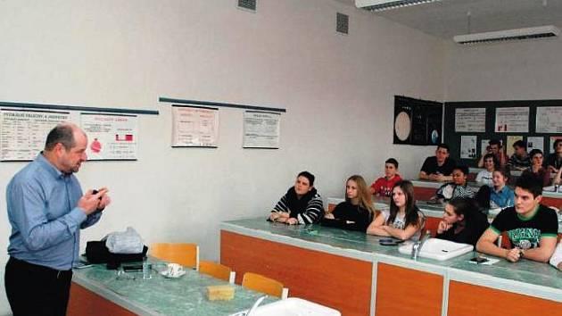 Deváťáci ze Základní školy Bratranců Veverkových mají o energetice přehled¶