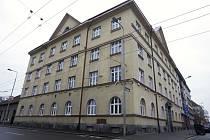 Ubytovna v Češkově ulici