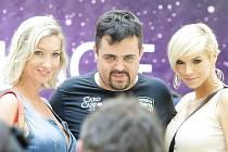 Dominika Mesarošová, Pavel Novotný a Hana Mašlíková