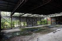 Sportovní hala na okraji vyhledávaných Tyršových sadů není pro město dobrou vizitkou.