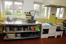Rosickou školku čeká rekonstrukce kuchyně.