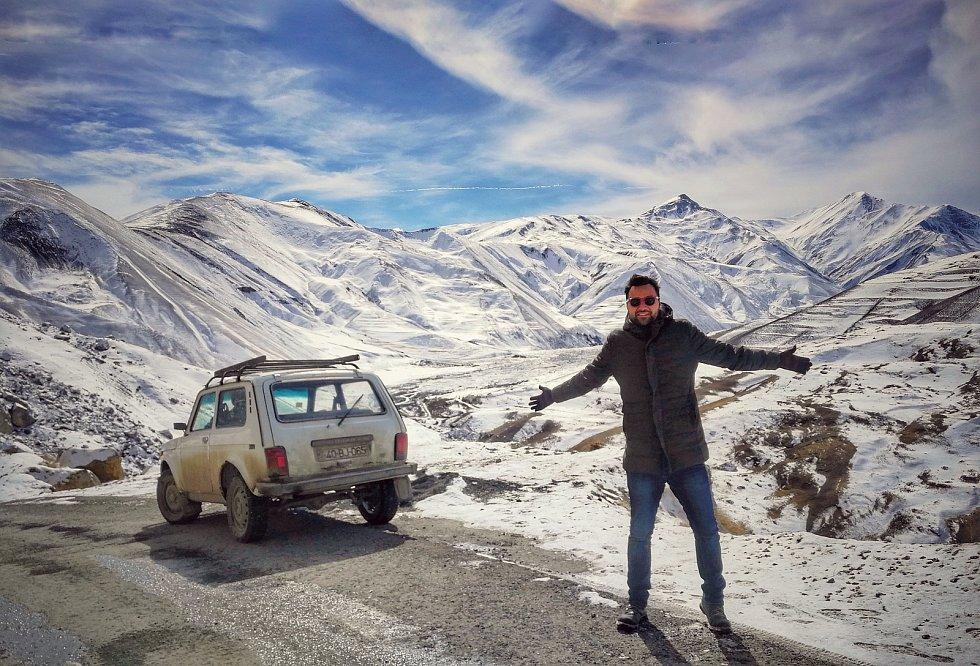 Chtěl jsem ukázat, že na světě žijí dobří lidé, říká cestovatel Martin Půlpán