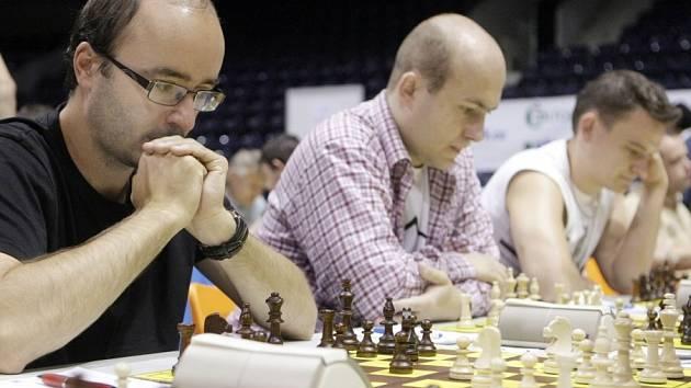 V Pardubicích probíhá festival her a šachu Czech Open 2012.
