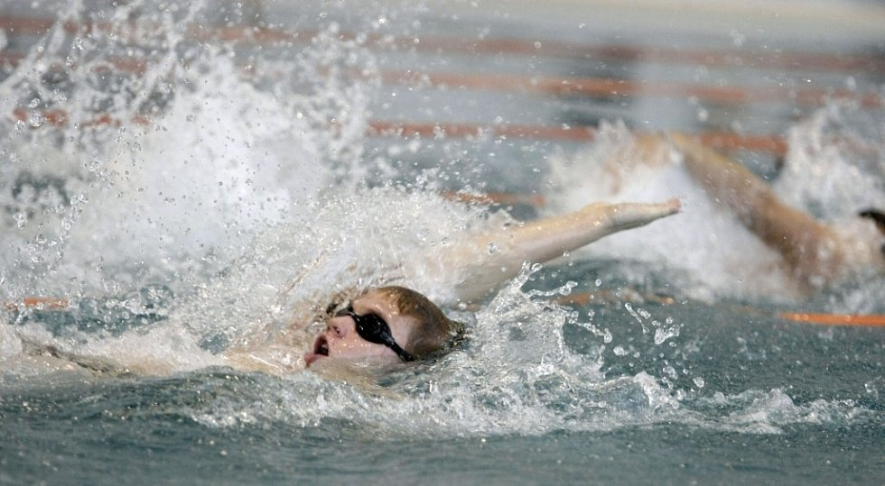Olympiáda dětí a mládeže v plavání