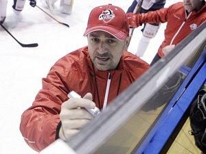 Miloš Holaň, trenér HC Dynamo Pardubice