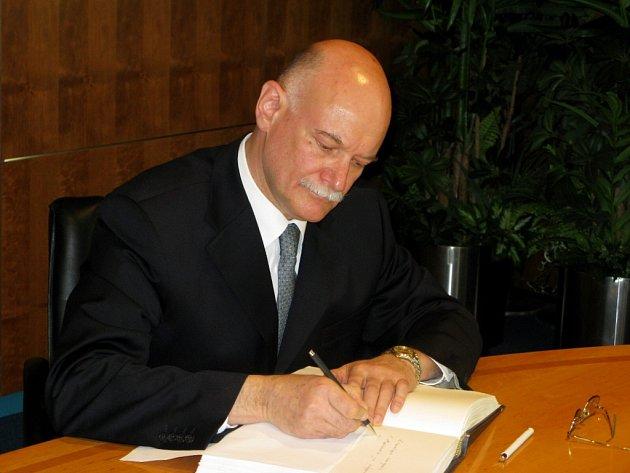 Ruský velvyslanec Alexej L. Fedotov