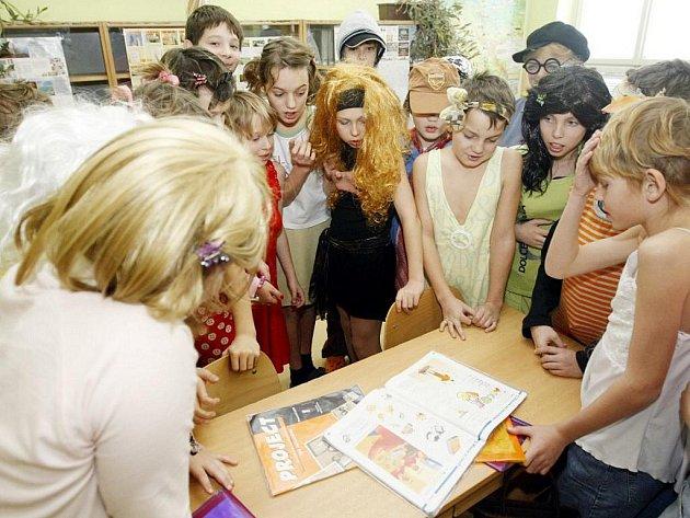Ohrazenická základní škola uspořádala Den stylu.