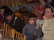 Hasiči z Vysoké pořádají i spoustu zábavných akcí pro děti