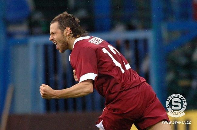 Fotbalista Ondřej Herzán