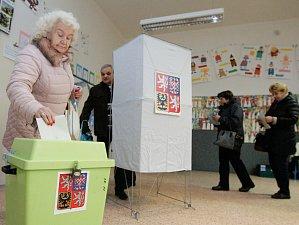 Prezidentské volby v Pardubicích