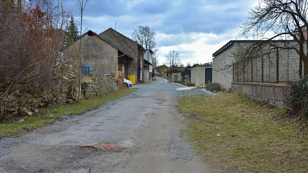 V Litomyšli opraví Partyzánskou ulici za šest milionů korun.