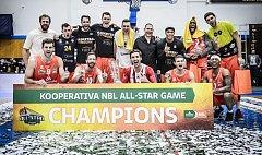 Kooperativa NBL All Star Game.