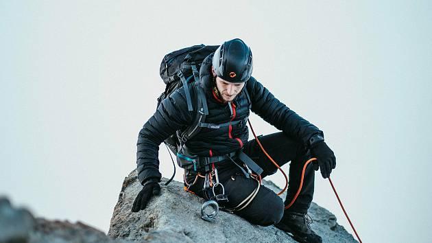 Dobýt Matterhorn zkoušel Miky už dvakrát, avšak vždy neúspěšně, až letos se po dvanáctileté přípravě postavil na vrchol.