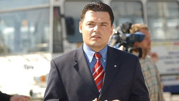 Tomáš Pelikán, ředitel DPMP