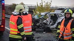 Smrtelná nehoda u Dražkovic