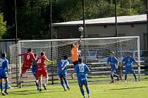 Jiskra Ústí nad Orlicí – FK Pardubice 1:2 (0:1)