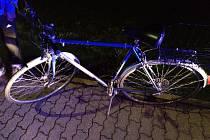 Na ukradeném kole zloděj daleko nedojel. Vzápětí se vrátilo majiteli.