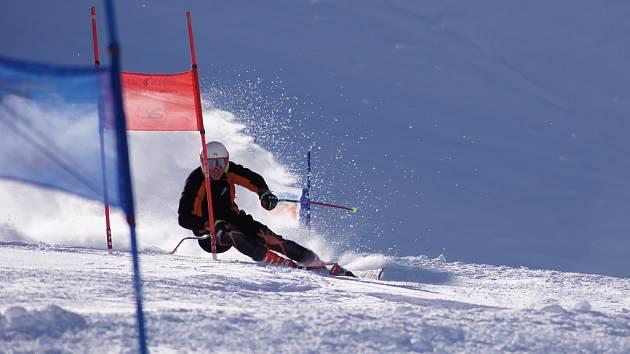 Vítězslav Kábrt na Mistrovství České republiky ve Špindlerově Mlýně
