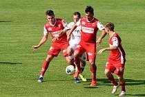 24 kolo F:NL: SK Líšeň - FK Pardubice