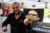 Burger Street Festival v Pardubicích - pátek