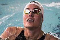 ČTYŘIKRÁT NA OLYMPIÁDĚ. Velkou cenu Pardubic okoření účast hvězdy světových bazénů, maďarské plavkyně Zsuzsanny Jakabosové. Vždyť, kdo se může chlubit sedmnácti medailemi z ME.