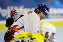 Martin Střída v sobotu na ledě ČEZ Areny