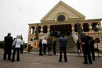 Pardubické krematorium začátkem letošního roku zařadila vláda mezi národní kulturní památky