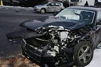 Škoda po dopravní nehodě v Hradišti na Písku se nakonec vyšplhala přes milion korun