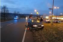 Policie hledá svědka dopravní nehody, který může pomoci při vyšetřování