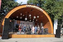 Český festival v Moskvě.