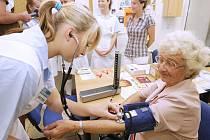 Den nemocnice v Pardubické krajské nemocnici
