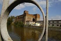 Budova pardubických Automatických mlýnů