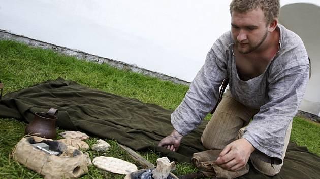 Keltové se objevili také na pardubickém zámku