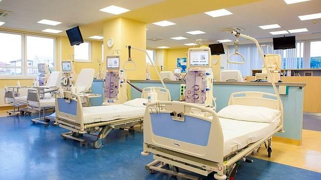 Dialyzační středisko Fresenius NephroCare