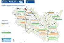 Celý kraj. Plán oprav silnic I. tříd v Pardubickém kraji