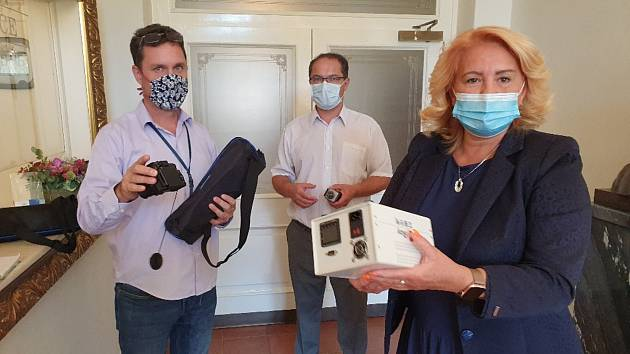 Nemocnice a ústavy mají nové termokamery