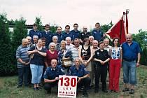 Společná fotografie ze stotřicetiletého výročí sboru