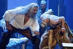 Muzikál Dracula se vrací na jeviště.