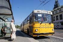 Pardubický spolek historie železniční dopravy zahájil 18. sezónu v Železničním muzeu a expozici MHD v Rosicích nad Labem.