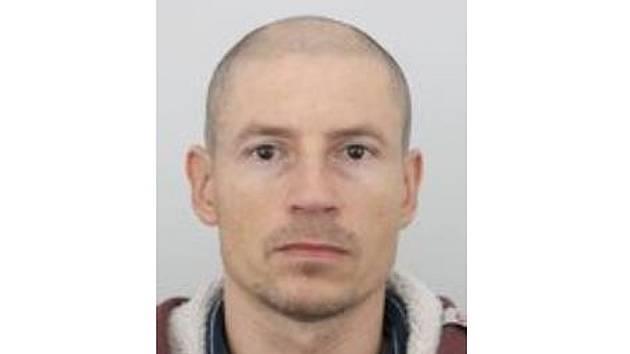 Pohřešovaný Jaroslav Ginter.