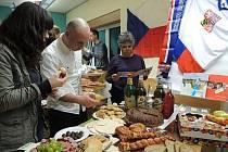 O české gastronomické lahůdky byl mezi účastníky evropského projektu v Lucembursku velký zájem.