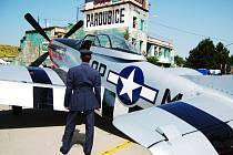 Ozdobou letošní show je válečný veterán P-51 Mustang